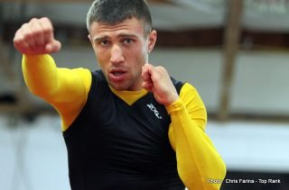 Vasyl Lomachenko - WBO featherweight champion, Vasyl Lomachenko (4-1, 2ko), claims that his mission in boxing is to be not only technically the best he can, yet to forever focus on showcasing those skills as a form of art, each and every time he steps between the ropes.