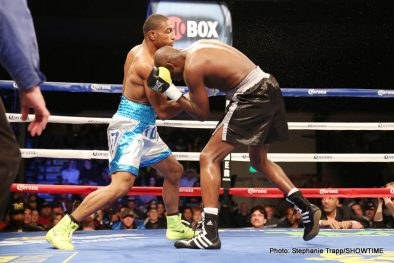 Badou Jack J'Leon Love Mickey Bey Boxing News Boxing Results