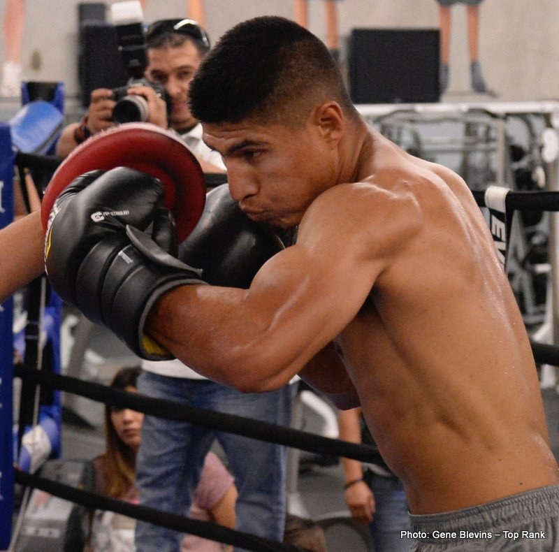 Mikey Garcia's Problems Continue
