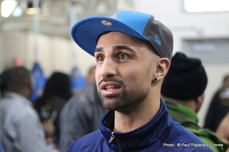 Paulie Malignaggi – Danny O'Connor Interview Transcript