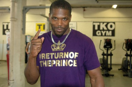 Mark Prince Boxing Interviews Boxing News British Boxing