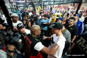 MayweatherWorkout4Alvarez_Hoganphotos2