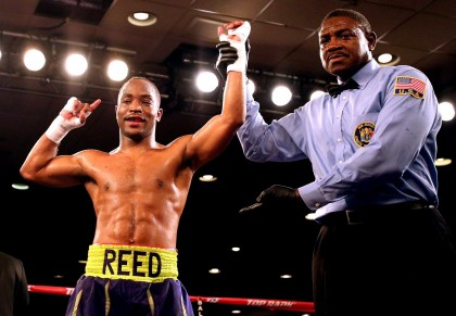 Mike Reed Boxing News Top Stories Boxing