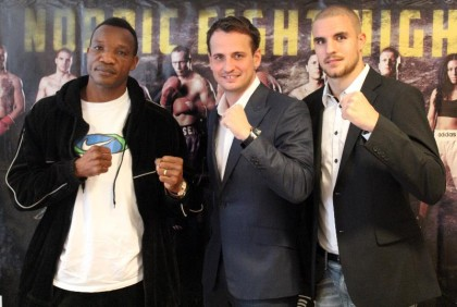 Erik Skoglund Boxing Interviews Boxing News