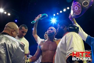 """Alexander Ustinov, Fres Oquendo, Manuel Charr - Bobby Hitz, the President of Hitz Boxing and co-promoter of Fres Oquendo, together with Roy Jones, Jr.'s Square Ring Promotions, came out swinging this morning after reading reports that the Manuel Charr vs. Alexander Ustinov bout that is being announced for November 25, 2017 in Germany will be for the WBA Heavyweight Title.  """"We have received the personal assurance from Gilberto Mendoza, President of the WBA, that Charr vs. Ustinov will not be for the WBA championship, but rather will be an elimination bout for the right to fight Fres for the title,"""" Hitz said."""