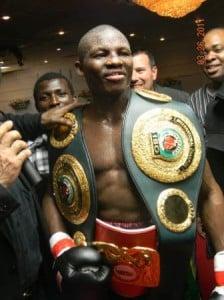 Osumanu Adama Boxing News