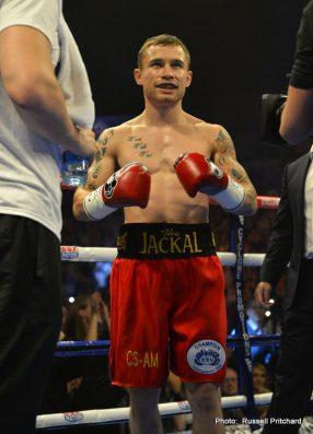 Carl Frampton Frampton vs. Parodi Jeremy Parodi Boxing News Boxing Results British Boxing