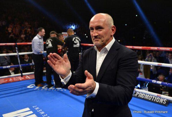 Carl Frampton - Boxing News