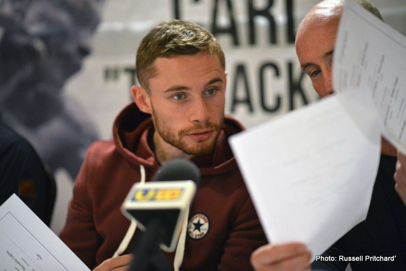 Carl Frampton: Still Keen On Quigg Fight / Believes He Is The 'A' Side