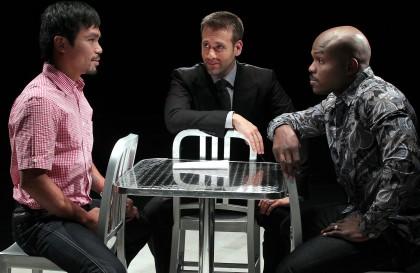 Bradley vs. Pacquiao II Manny Pacquiao Tim Bradley Boxing News