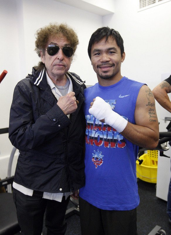 Strength & Conditioning Changes In Pacquiao Camp