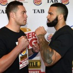 Joseph Parker - March 5th, Auckland, New Zealand rising heavyweight Joseph Parker goes head to head with once beaten American Jason Pettaway.