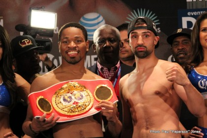 Paulie Malignaggi Shawn Porter Boxing News Top Stories Boxing