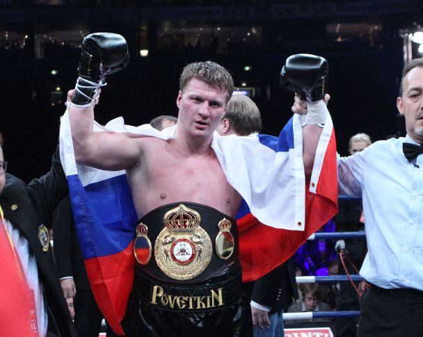 "Alexander Povetkin, Bermane Stiverne, Deontay Wilder, Don King - Top rated heavyweights Alexander Povetkin and Bermane Stiverne were scheduled to fight for the World Boxing Council (WBC) Interim Heavyweight title on Saturday night at the Ekaterinburg Expo Center in Ekaterinburg, Russia.  However, the WBC withdrew it's sanctioning of the bout due to a Povetkin failed drug test.  The WBC informed both camps of their decision Friday evening and advised the Stiverne camp they should not go through with the fight.  The WBC abides by ""Safety First"" protocol in their Clean Boxing Program."