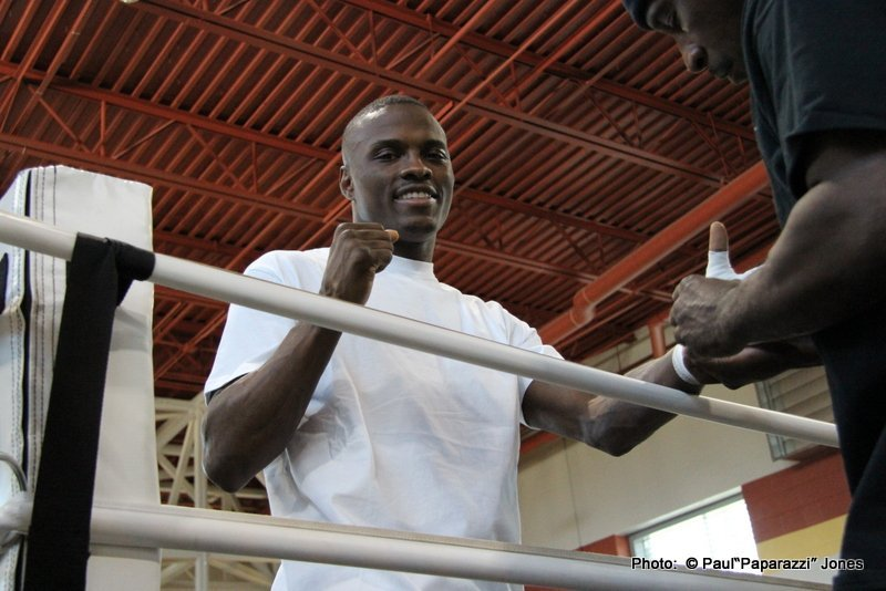 Peter Quillin gives fair reasons for his choice to vacate