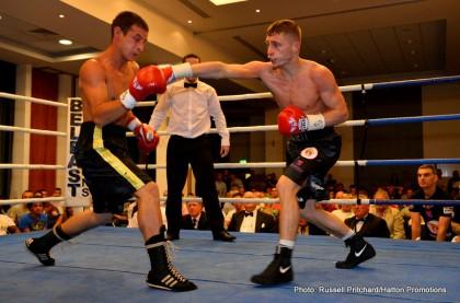 Ricky Hatton Zhanat Zhakiyanov Boxing Results British Boxing