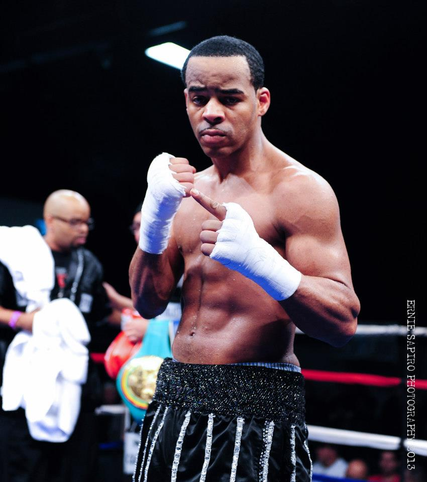 Zahir Raheem Snags WBO's NABO Title on ESPN2's Friday Night Fights