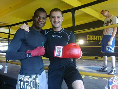 Richie Commey and rick Burns