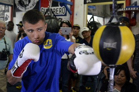 """Vasyl Lomachenko, Robert Guerrero, and Floyd Mayweather Jr."" edition of ""The Pugilist KOrner's: Weekend Wrap"""