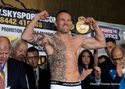 Carl Froch Froch vs. Kessler Froch vs. Kessler II Mikkel Kessler Boxing News British Boxing Top Stories Boxing