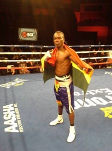 Samuel Kotey Neequaye wins