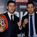 Barker vs. Sturm Darren Barker Feliy Strun Boxing News British Boxing Top Stories Boxing