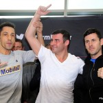 Photos: Sturm vs. Barker: Weigh In Results