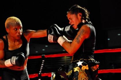 Tyrieshia Douglas Boxing News