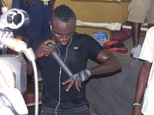 Emmanuel Tagoe, George Ashie - By Prince Dornu-Leiku: George Ashie (23-3-1, 16 KOs) is calm and calculating, patiently waiting for Saturday November 10, 2012 when he mounts the ring than blab now of what he has up his fist for rival Emmanuel Tagoe, 18-1, 8 KOs. Ashie, nicknamed Red Tiger is promising to discipline Tagoe who goes by the alias Game Boy but will talk no further pointing out that the ring will determine who the true champion is.