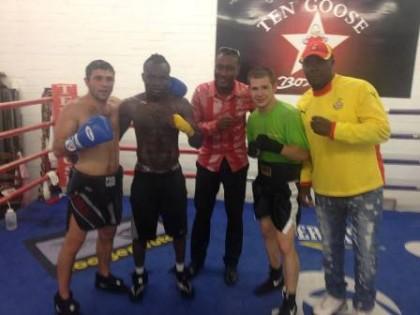 Emmanuel Tagoe Boxing News