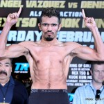 Video/Photos: Official Weights from Macau