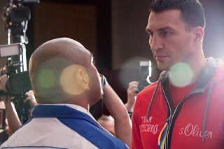 Alex Leapai, Klitschko vs. Leapai, Wladimir Klitschko - As much as I'd like to see Alex Leapai become the first Australian in history to win the Heavyweight title, he has some task to overcome in Wladimir Klitschko.