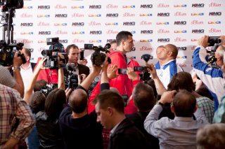 Alex Leapai Klitschko vs. Leapai Wladimir Klitschko Press Room