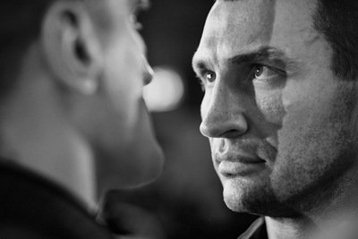 Mariusz Wach - By Rob Smith, photo: michaelsterlingeaton.com - IBF/IBO/WBA/WBO heavyweight champion Wladimir Klitschko (58-3, 50 KO's) will be defending his titles this Saturday night against the huge and lumbering Mariusz Wach (27-0, 15 KO's) at the O2 World Arena in Hamburg, Germany. Wladimir says he's taking this fight against the inexperienced Wach because none of the other top heavyweights want to fight him.