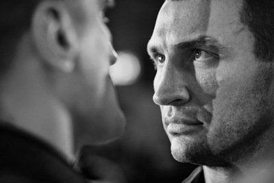 Klitschko vs. Wach Mariusz Wach Wladimir Klitschko