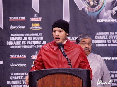 Julio Cesar Chavez Jr. Boxing News Top Stories Boxing