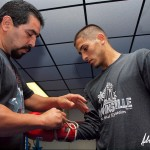 Sergio Perales Wants To KO Darlingtons Hall On Huge Doncaster Bill