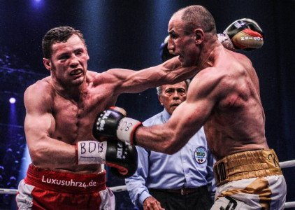 Full Fight Video: Abraham Beats Stieglitz, first defense scheduled for May 31st