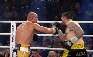 Paul Smith - Matchroom Sport promoter Eddie Hearn plans on appealing to the WBO to see if they can make his beaten fighter Paul Smith (35-4, 20 KOs) the WBO 168lb mandatory challenger to WBO super middleweight champion Arthur Abraham (41-4, 28 KOs), who beat him by a 12 round unanimous decision last night Kiel, Schleswig-Holstein, Germany.