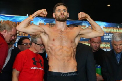 Chris Algieri Boxing News
