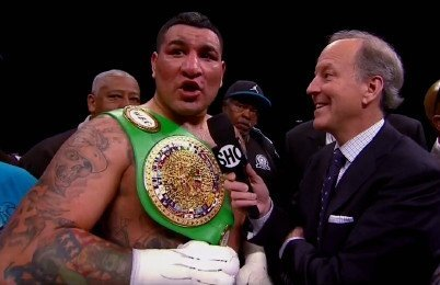 Arreola vs. Mitchell Chris Arreola Seth Mitchell Boxing News