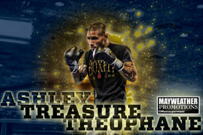 Ashley Theophane Boxing News British Boxing