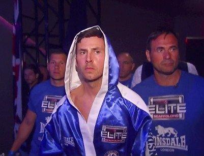 Barker vs. Sturm Darren Barker Felix Sturm Boxing News British Boxing