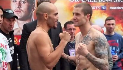 Burns vs. Beltran Ray Beltran Ricky Burns Boxing News