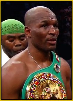 Can 48 year old Bernard Hopkins once again make history?