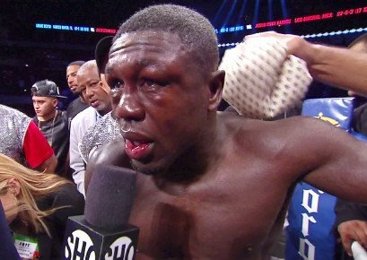 Andre Berto Berto vs. Soto-Karass Jesus Soto Karass Boxing News Boxing Results Top Stories Boxing