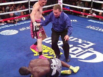 Andre Berto Boxing News