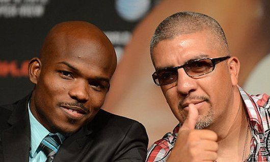 Tim Bradley Splits With Long Time Trainer Joel Diaz