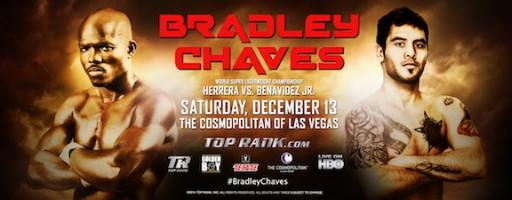 Bradley vs. Chaves/Herrera vs. Benavidez Tix Go On Sale