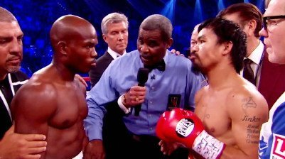 Pacquiao vs. Bradley - By Marcus Richardson: WBO welterweight champion Tim Bradley is less than pleased with the news that Manny Pacquiao won't be fighting him next in a rematch to try and avenge his loss to Bradley from last June. Pacquiao and his promoter Bob Arum have chosen to go with a proven pay per view money maker in 39-year-old Juan Manuel Marquez for Pacquiao's next fight on December 8th.
